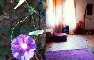 salle fleur